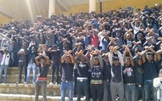 Oromo Student Protest at Haromaya University