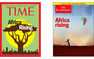 Africa Rising on global media outlets
