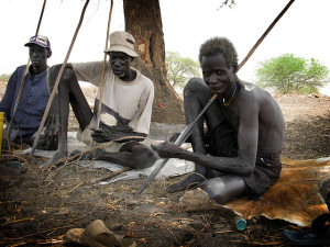 Anuak people from Gambella