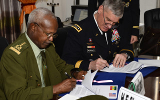 U.S./Ethiopia 6th annual Bilateral Defense Committee meeting