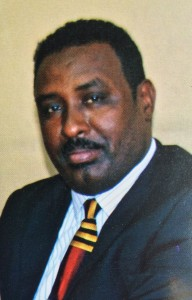 Tsegaye Asmamaw newly appointed Deputy President of the Supreme Court