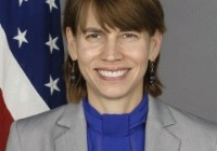 Shannon Lee Smith,  State Department Deputy head for African Affairs