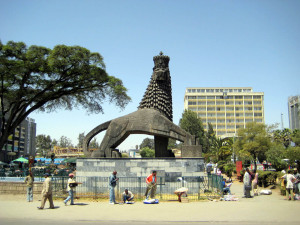 Addis Ababa, National Theater