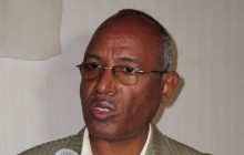 ARENA Party Chair Gebru Asrat
