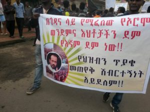 Amhara Protests