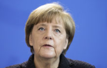 German Chancellor Angela Merkel /AP