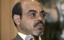 The late Meles Zeawi-FILE