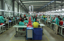 Textile industry- Photo FILE