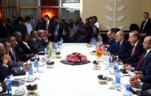 Ethiopia Turkey high delegation -FILE