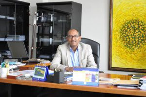 Birhane KidaneMariam, Photo credit ENA