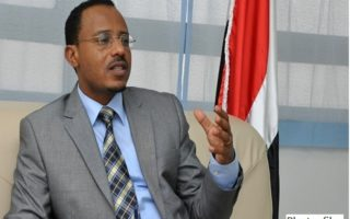 Lema Megerssa head of Oromia region, Photo ENA