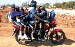 BodaBoda in Kenya- FILE POTO