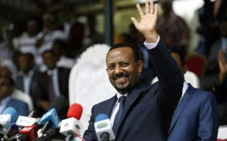 Abiy Ahmed, Photo AFP