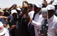 Ogaden crude oil inauguration at the presence of PM Abiy Ahmed
