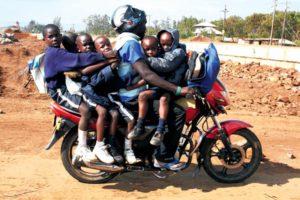 BodaBoda in Kenya- FILE POTO